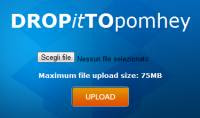 ricevere file in Dropbox