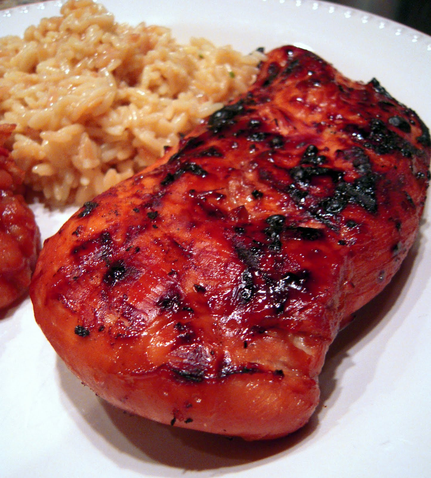 Grilled Coca-Cola Chicken | Plain Chicken