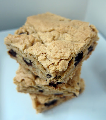 Fat Witch Peanut Butter Bars