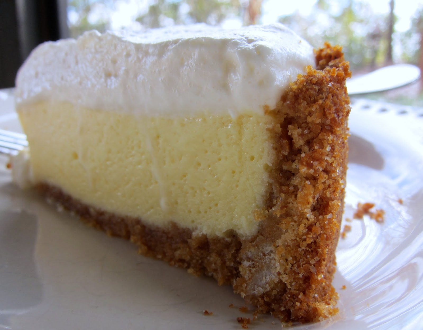 Lemon Velvet Cream Pie | Plain Chicken