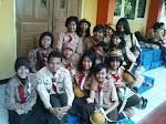 Scout of 85 JHS gudep Sunda Kelapa(SK)