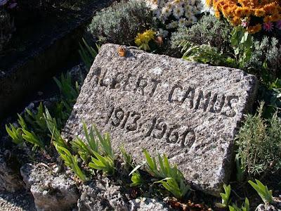 muerte Camus