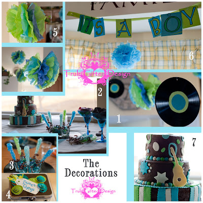 Image Result For All Star Baby Shower Centerpieces
