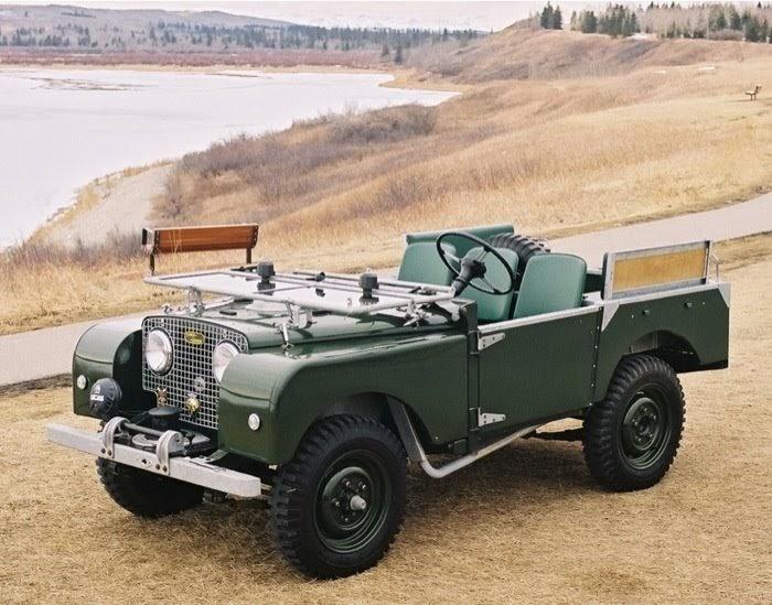 vintageandsportscar land rover series one restoration. Black Bedroom Furniture Sets. Home Design Ideas