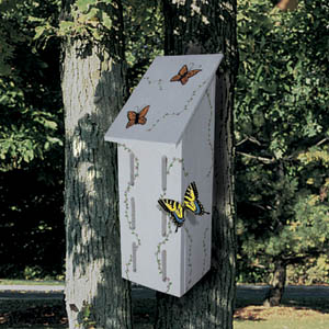 Butterfly house woodworking plans House plan