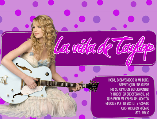 La vida de Taylor