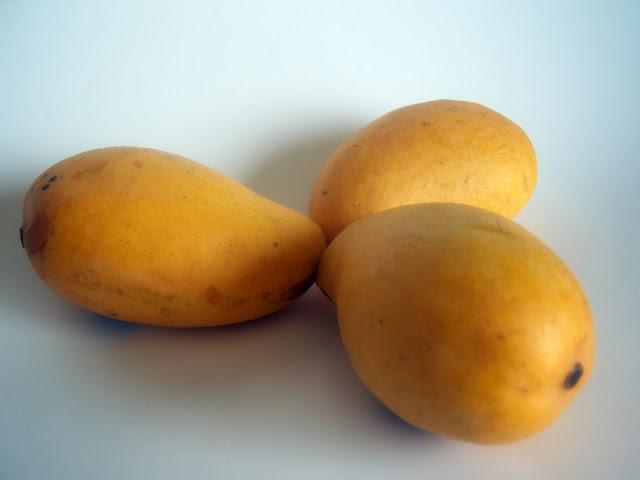 Karen Cooks: Mango Bread Pudding