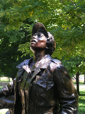 Vietnam Women's Memorial - Washington D.C.