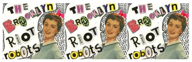 Brooklyn Riot Robots