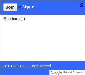 join google friend connect