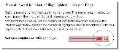 Double your infolinks revenue