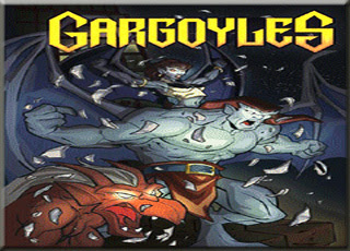 Gargoyles|tv shows