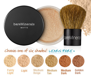 Bare Minerals Wedding Day Makeup : Silence on the Runway: Natural Makeup Look