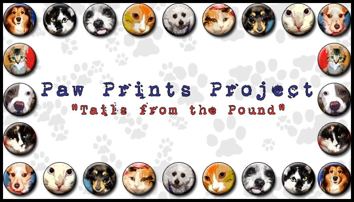 Paw Prints Project