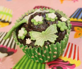 Les ateliers cupcakes du salon Créatelier 3