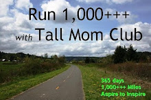 Run 1,000 +++ with Tall Mom Club