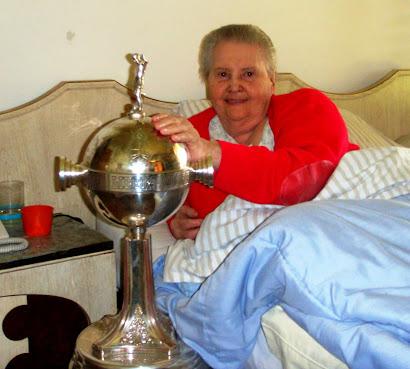 Noemi Aliberti con La Copa