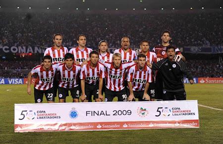 Estudiantes Campeón de America 2009