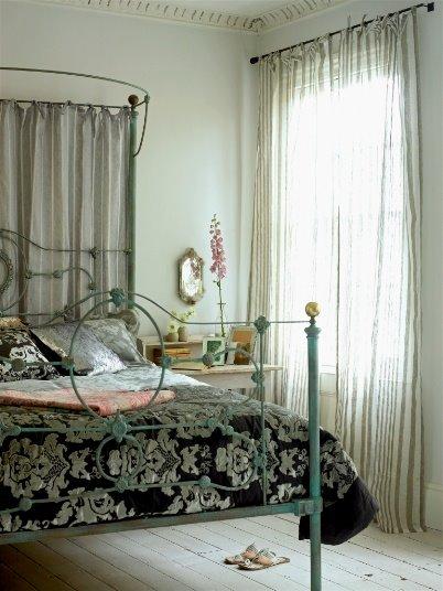sheer curtain ideas for bedroom html