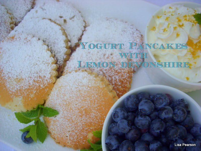 Simply...This. That. And The Other: Yogurt Pancakes with ...