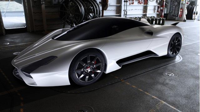 Bugatti has Shelby