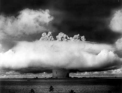 Nuclear testing in the pacific essay format