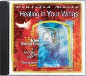 40 Healing In Your Wings