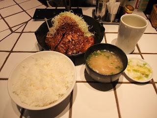 東京トンテキ トンテキ定食