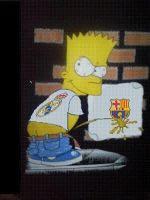 Bart meando