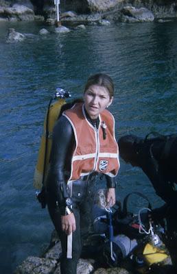 Diver 1970