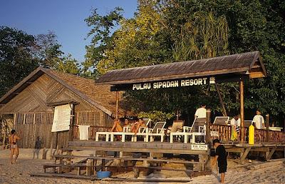 Pulau Sipadan Resort