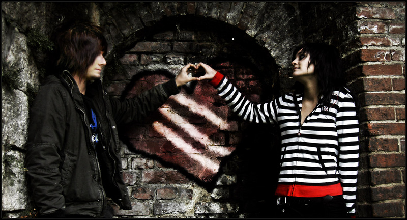 holding hands emo love. emo quotes about love