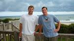 Douglas and Kyle