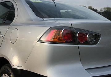 proton inspira perak belakang silver rear