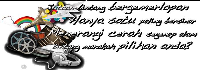 Senarai Calon Anugerah Bintang Popular Berita Harian 2010 | ABPBH 2010