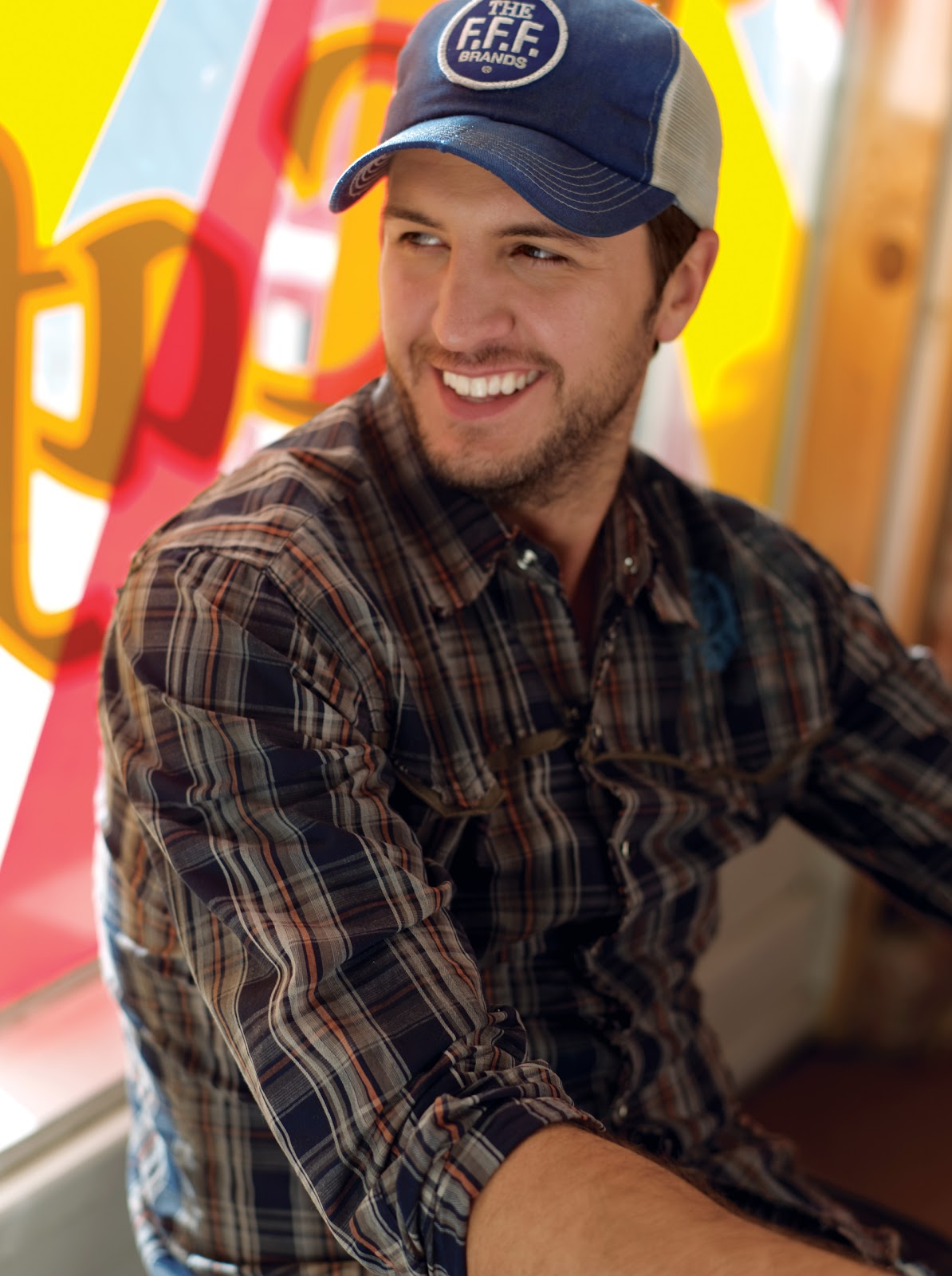 Luke Bryan Nra Country Team Up For The 2010 Farm Tour