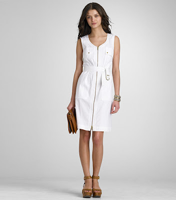 White Summer Dress on Savvy Mode  Summer White Dresses