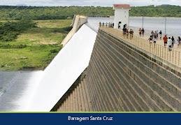 Barragem Santa Cruz - Apodi RN