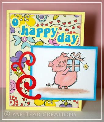 scrapbooking, card, scrapcard, scrapkaart, kaart, celebration, congratulation, gefeliciteerd, verjaardag, penny black, stamp, stempel, derwent