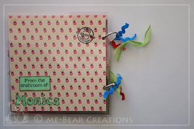 scrapbook, scrapping, mini, mini album, minibook, clear album, clear book, clear, sheet, my little shoebox, little ladies, bragbook, cute, homemade, scrapboek, scrappen, miniboek, transparant, mica, zelfgemaakt, foto album, foto boek