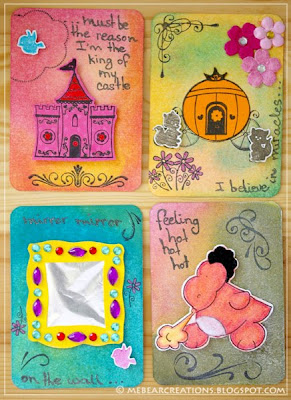 color soft, atc, fairytale, glimmermist