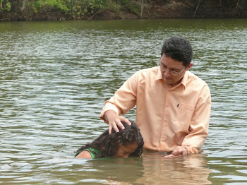 1º Batismo em Barras PI