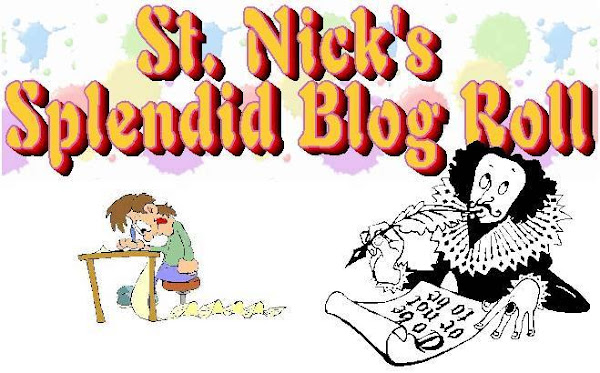 Nick's Splendid Blog Roll