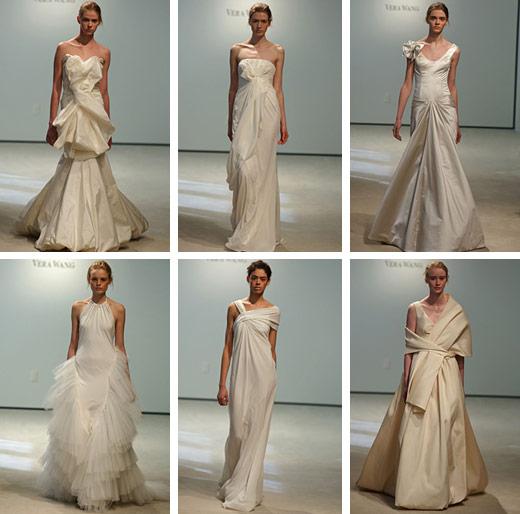 Vera wang wedding dresses 2009