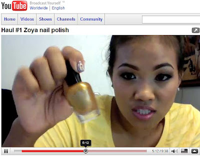 YouTube videos to enjoy from Product Junkie Diva, Luv Hello Kitty 77 and