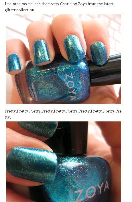 Wanna look like a Disney Princess? | Zoya Nail Polish Blog
