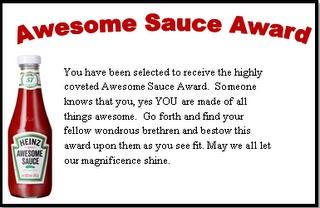 Awesome sauce quotes
