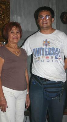 MRS. SAMONTE w/ Roy R. Luga