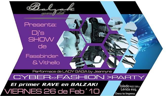 EL MEJOR RAVE CON LOS MEJORES DJS DEL CIRCUITO!!!!!