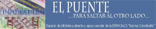 """El Puente - EEM4 DE21 """"Norma Colombatto"""""""